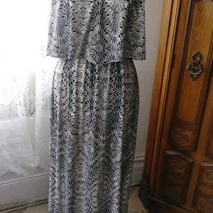 Guess Maxi dress size 6